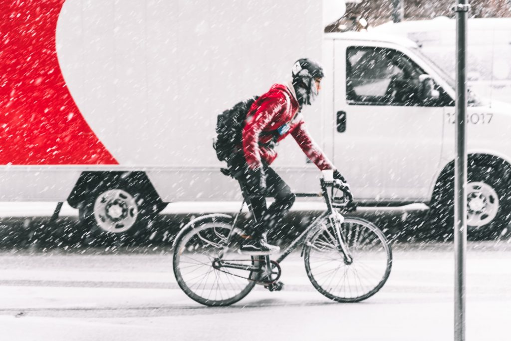 Safety tips for cycling