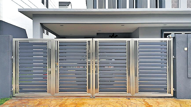 Automatic gates f1681501