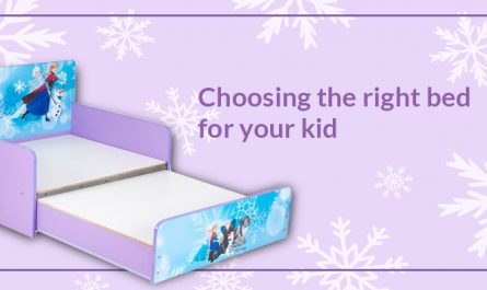 Different Types Of Kids Beds