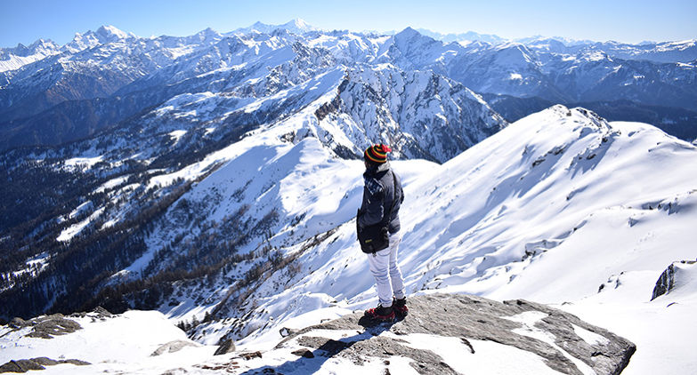 Top six Himalayan Treks – close start-ups and experts.