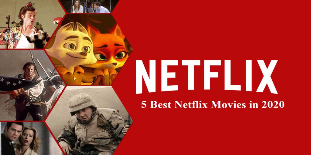 Netflix Movies in 2020