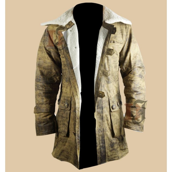 Bane Jacket Dark Knight