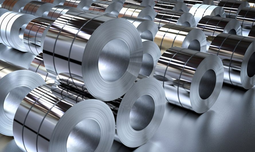 Electrical Steel Market Share Growth