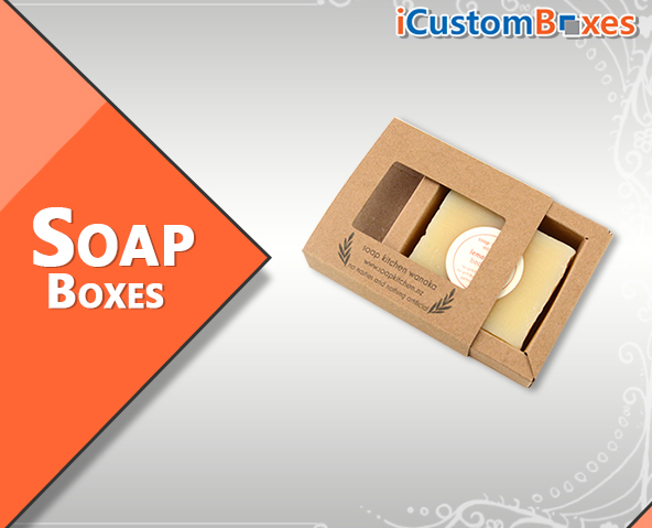 Buy Customize Soap Boxes On Wholesale Rates