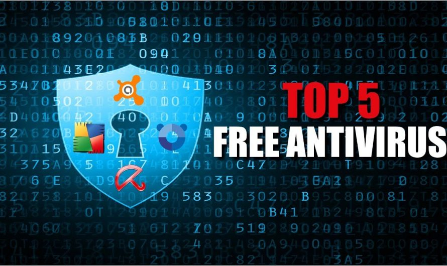 Top 5 Android Antivirus [Download+Review]
