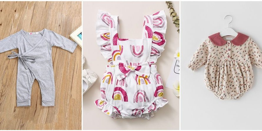 Advantages of Baby Rompers Wholesale