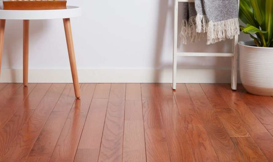 Things To Consider While Installing A Hardwood Floor