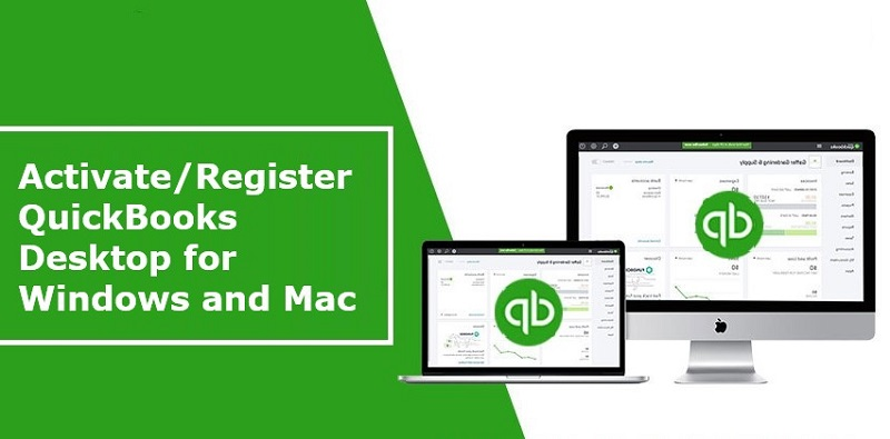 Activate-QuickBooks Desktop for Windows and Mac