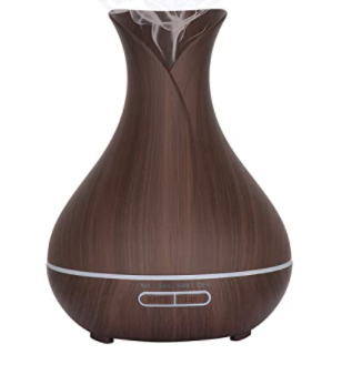 Electric Oil Aroma Diffuser for Home Fragrance
