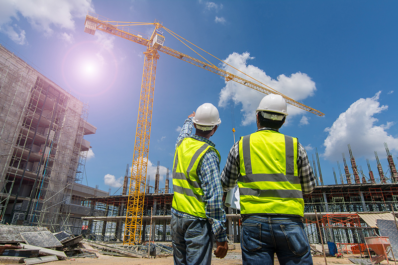 Top 5 Tips for Running a Successful Construction Company