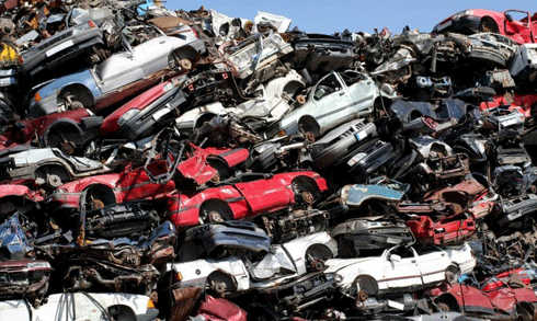 What is a junk car