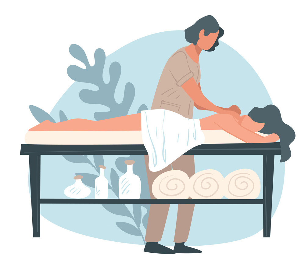 Career in massage therapy