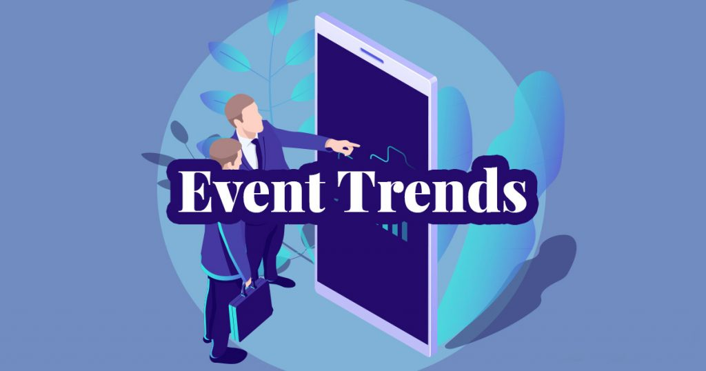 top 6 event technology trends