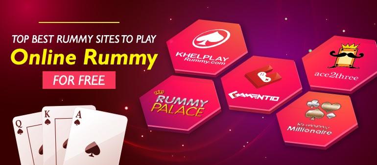 online rummy sites