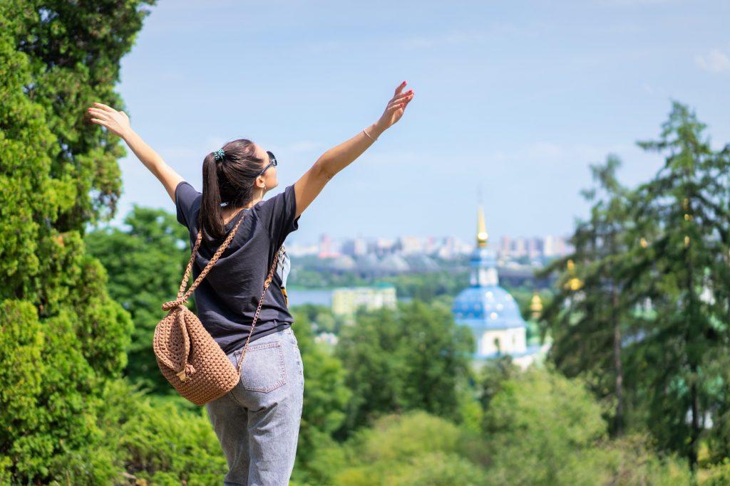 meeting a girl in Kiev