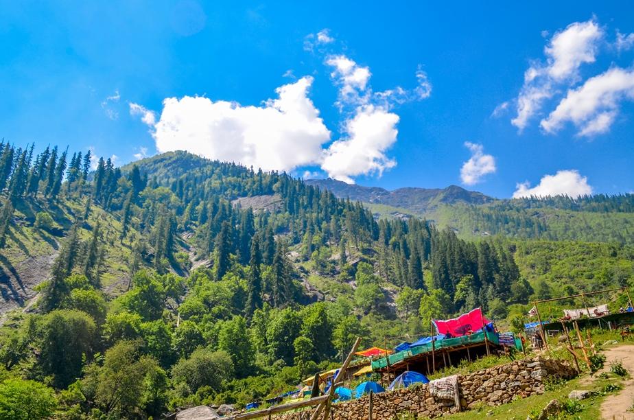 best Himalayan walking trails