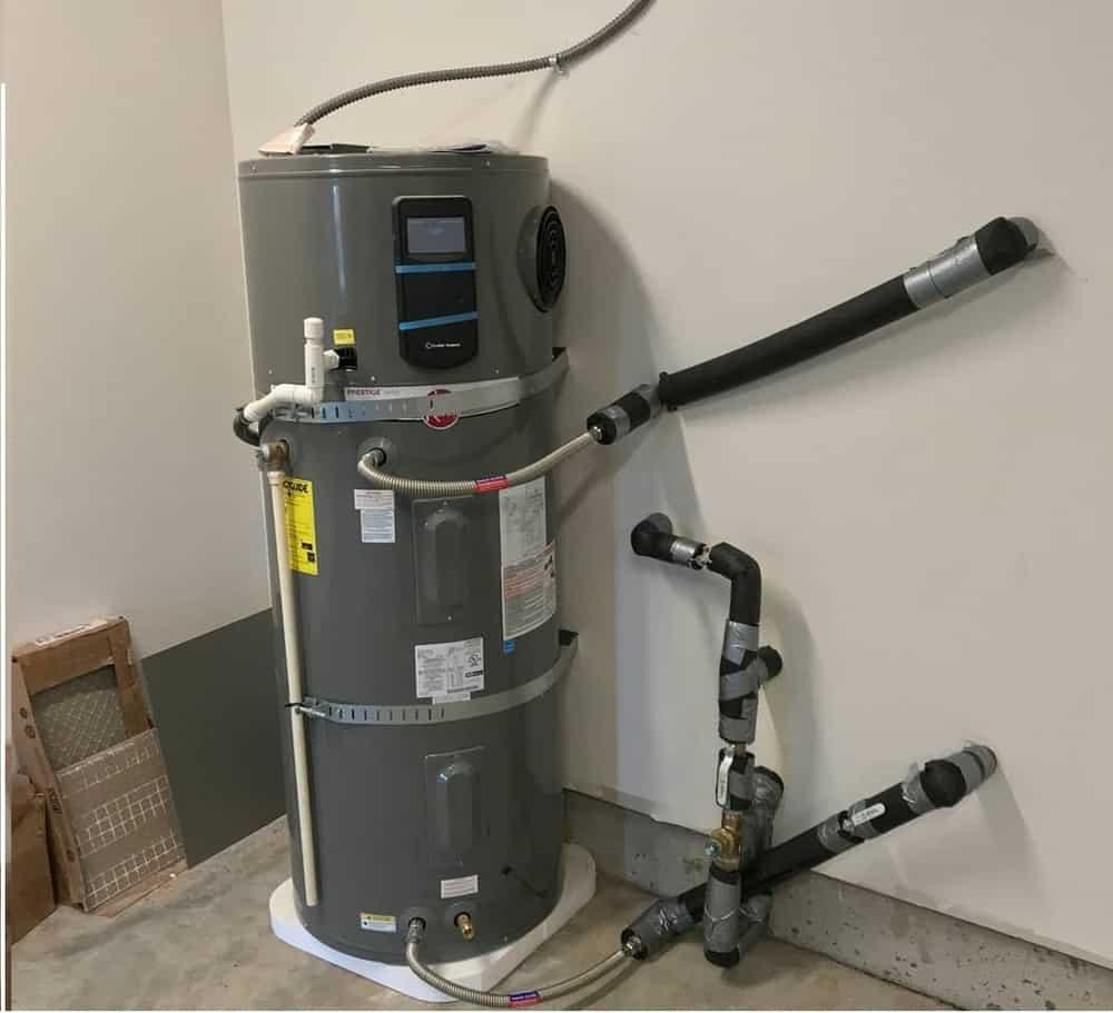 Water Heater heat pump
