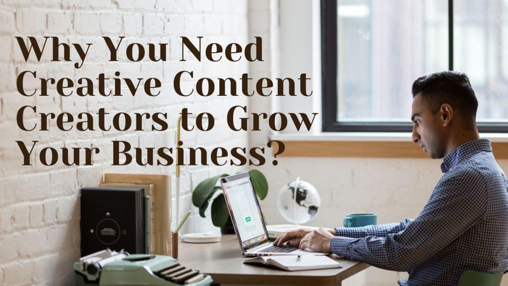 Creative Content Creators