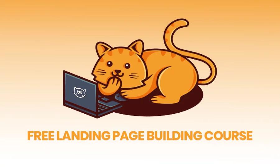Free Landing Page Building Course b24a996c