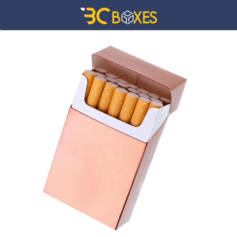 Custom Packaging cigaretti