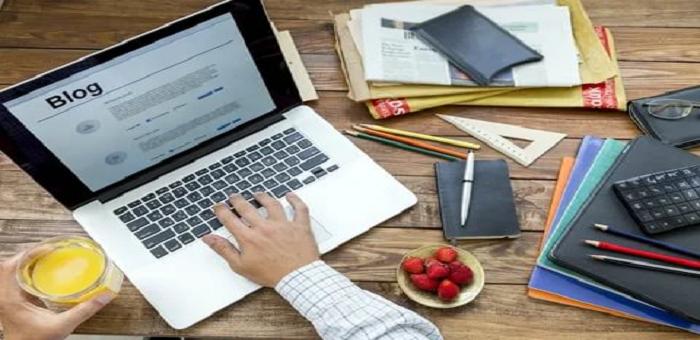 Influential content marketing writer